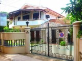 Two Storied House with Apartment for Rent in Negombo.