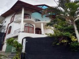 3 Storied Luxury House for Sale in Gurudeniya, Kandy with panoramic view.