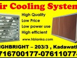 Evaporative cooling pad in sri lanka, Industrial  water cooling systems for factory exhaust fan Srilanka ,cooling pads for green house, cooling pads systems, air coolers  , , evaporative air coolers srilanka, roof exhaust systems, exhaust fans