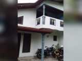 Two Storied House for Sale in Yakkala, close to Kandy Road.